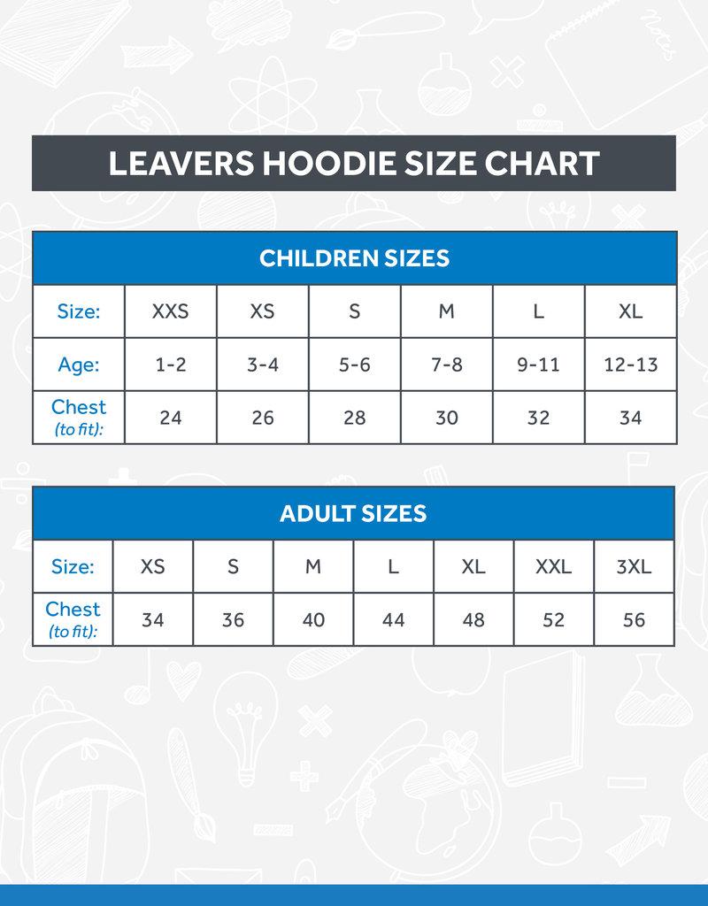 AWDis Forge IPS 2020 Leavers Hoodies (Adult Size)