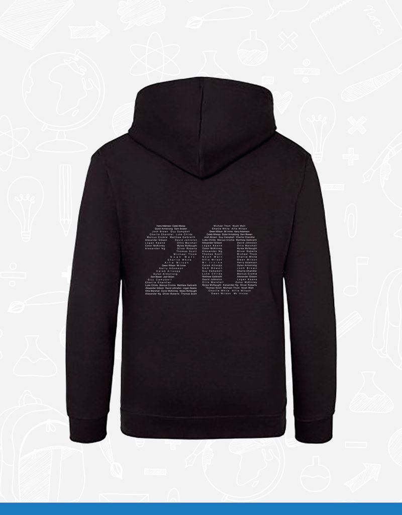 AWDis Campbell College Junior School Hoodies (Adult Size)