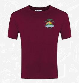 Banner St Marys Primary PE T-Shirt (3TC)