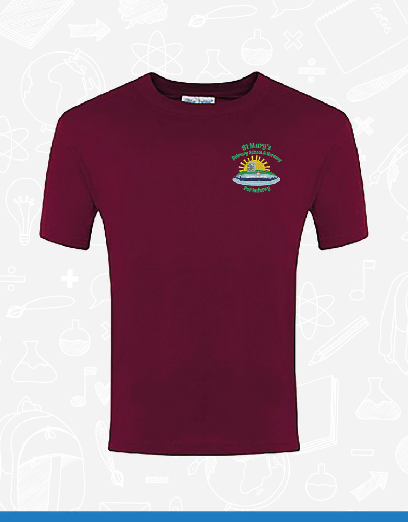 Banner St Marys Primary PE T-Shirt (3TC)