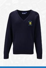 Banner Bangor Academy 1st - 5th Form Boys  V-Neck Sweater (1WP)