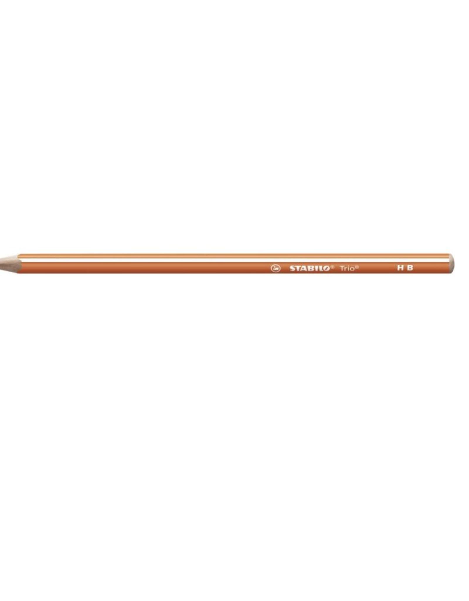 Stabilo Stabilo Trio Pencil Orange (369/03-HB)