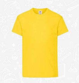 Fruit of the Loom Killard House PE T-Shirt Plain (SS12B)