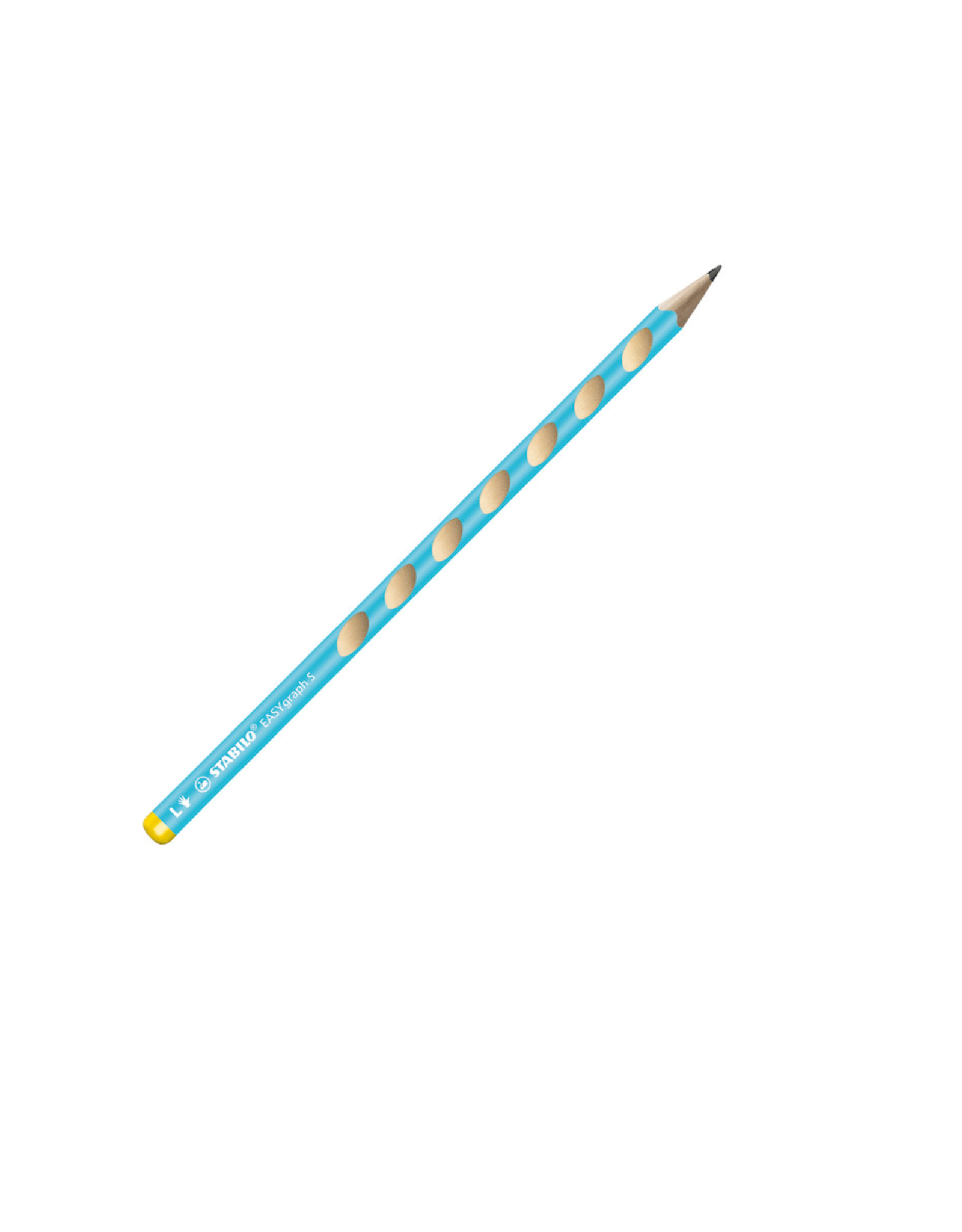 Stabilo Stabilo Easygraph Slim Left Blue Pencil (325/02-HB-6)
