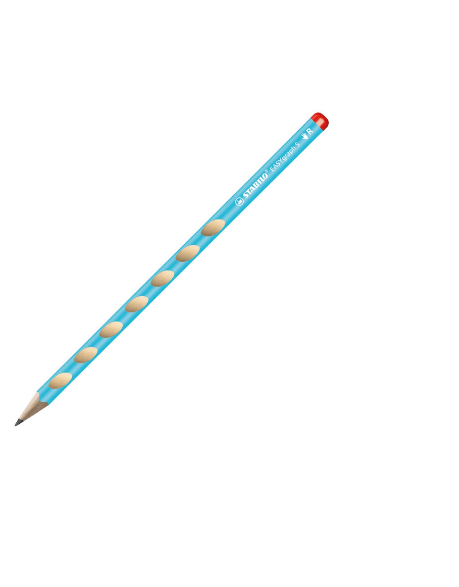Stabilo Stabilo Easygraph Slim Right Blue Pencil (326/02-HB)