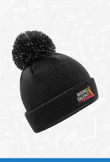 Beechfield Rising Talent Kids Bobble Hat (BB406B)