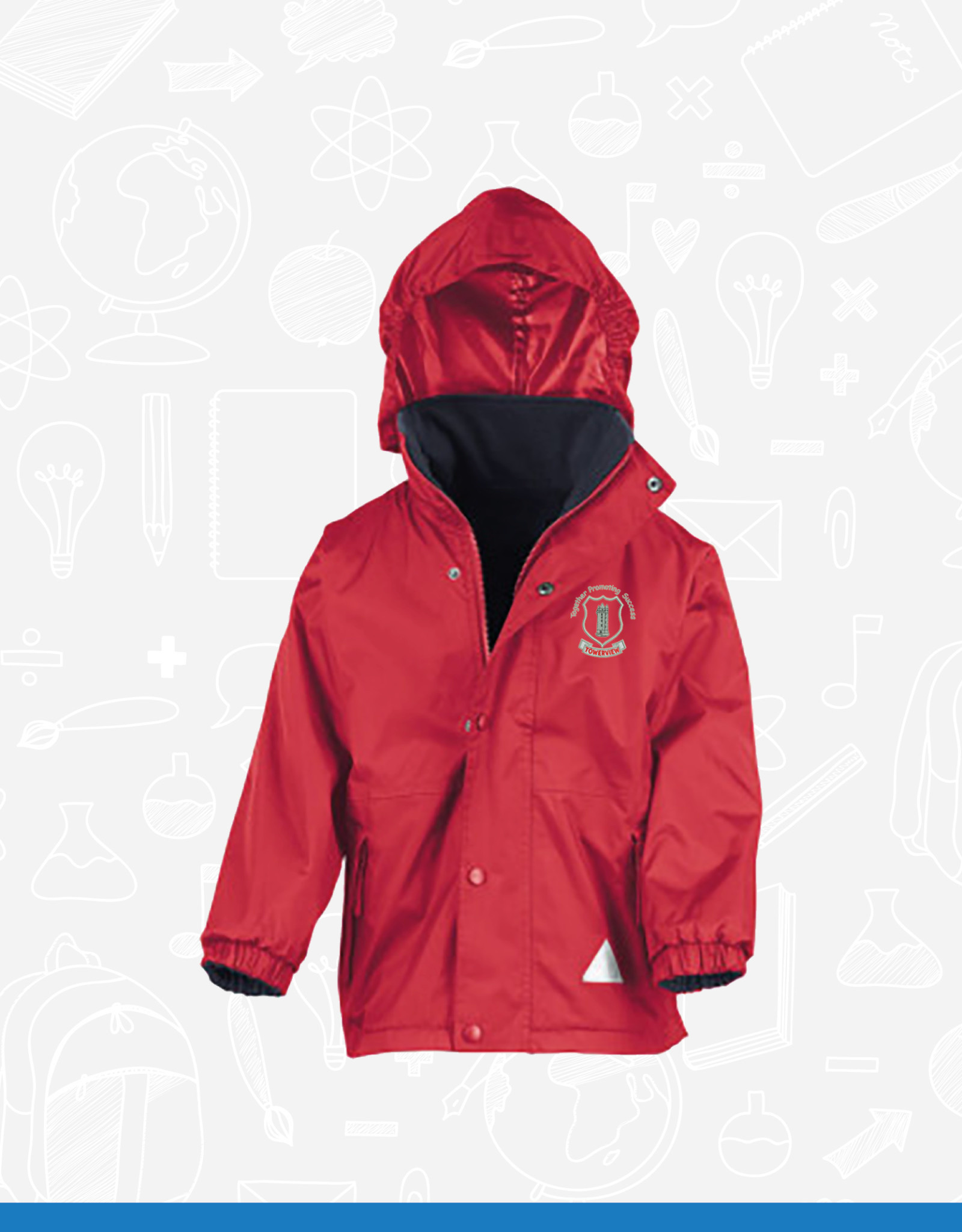 Result Towerview Primary Jacket (RS160)