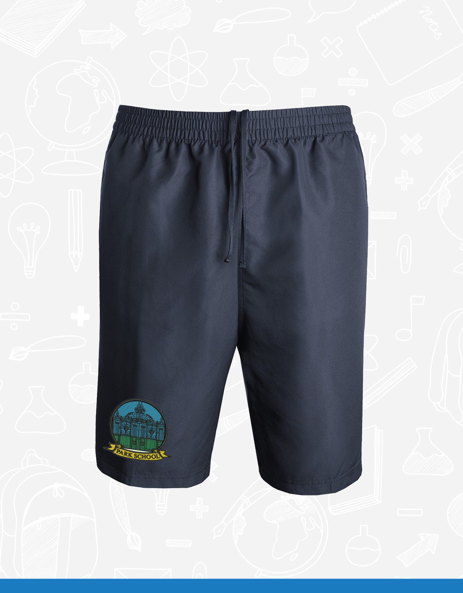 Aptus Park School PE Shorts (111886)