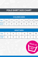 Banner Crawfordsburn Primary Polo Shirt (3PP)