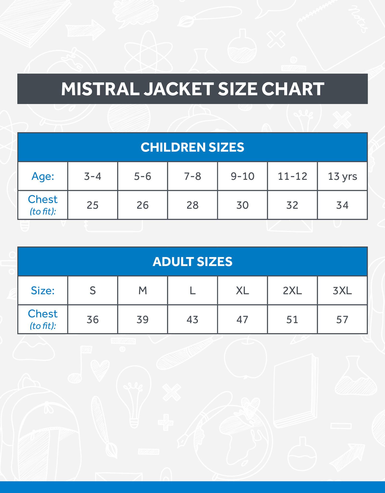 Banner Seaview Primary Jacket (3JM)
