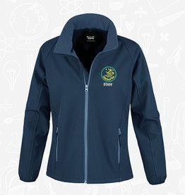 Result Harberton Staff Ladies Softshell Jacket (RS231F)