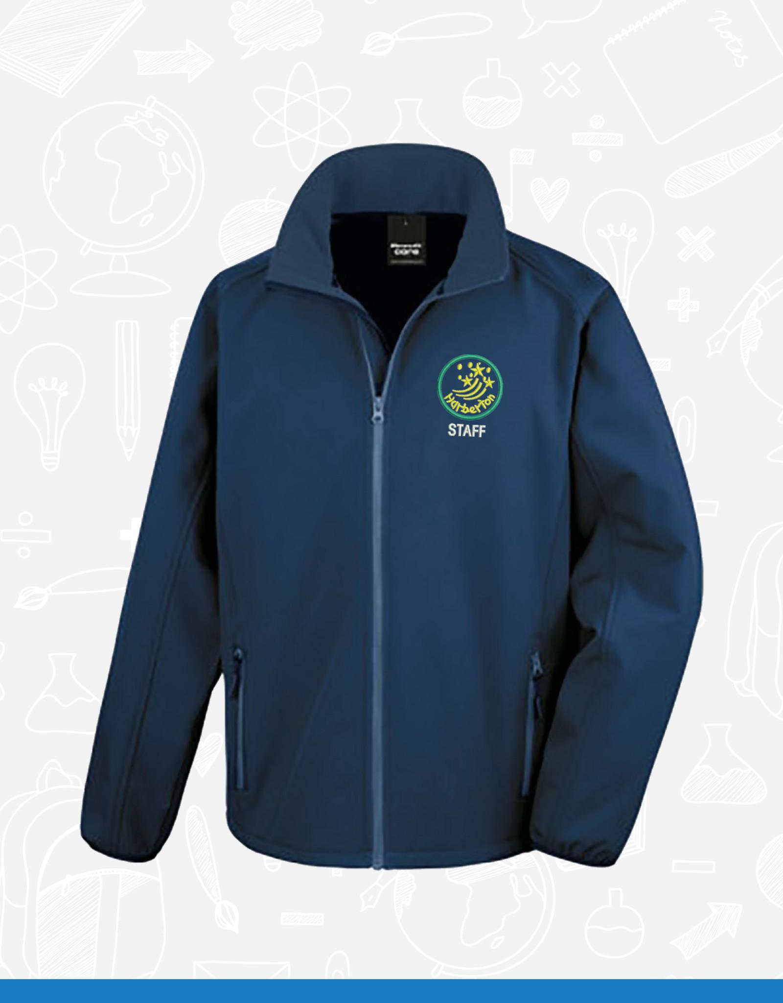 Result Harberton Staff Softshell Jacket (RS231M)