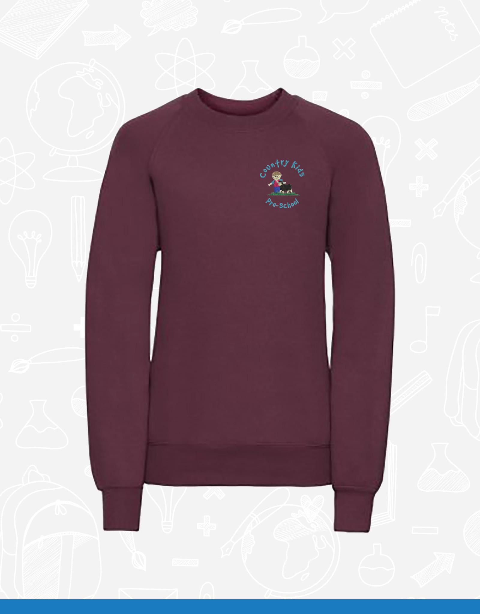 Jerzees Country Kids PreSchool Sweatshirt (762B)