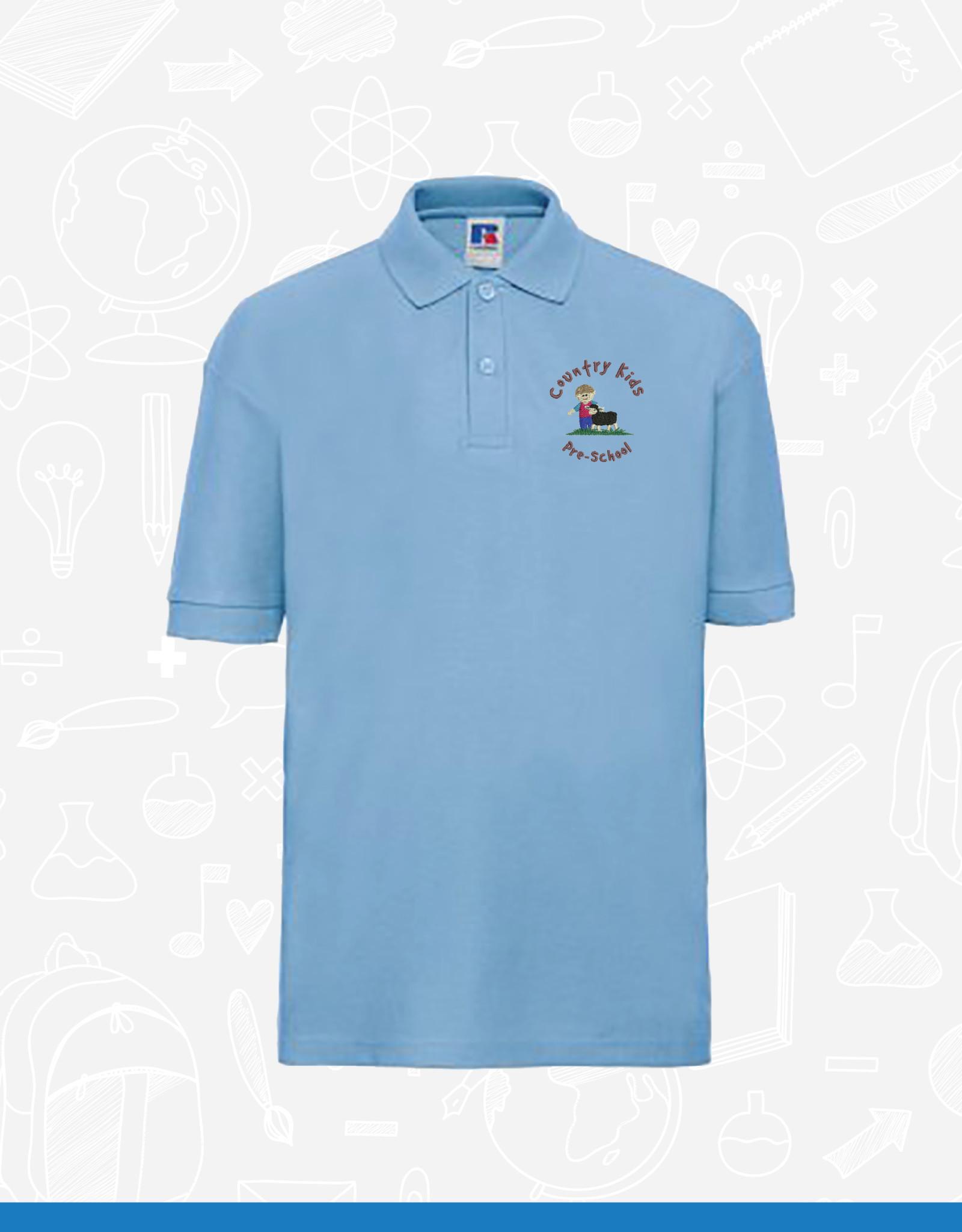 Jerzees Country Kids PreSchool Polo Shirt (539B)