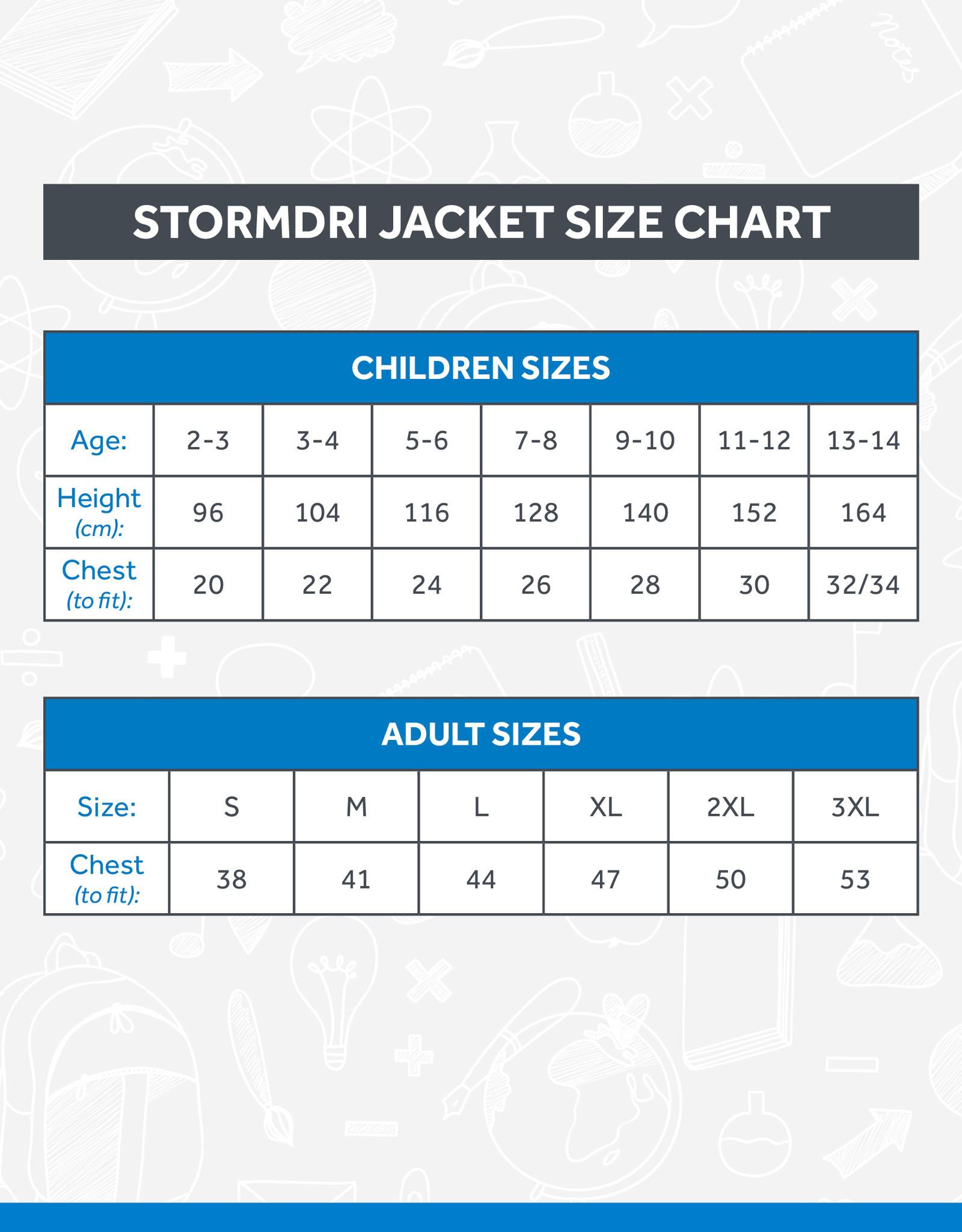 Result Country Kids PreSchool Jacket (RS160B)