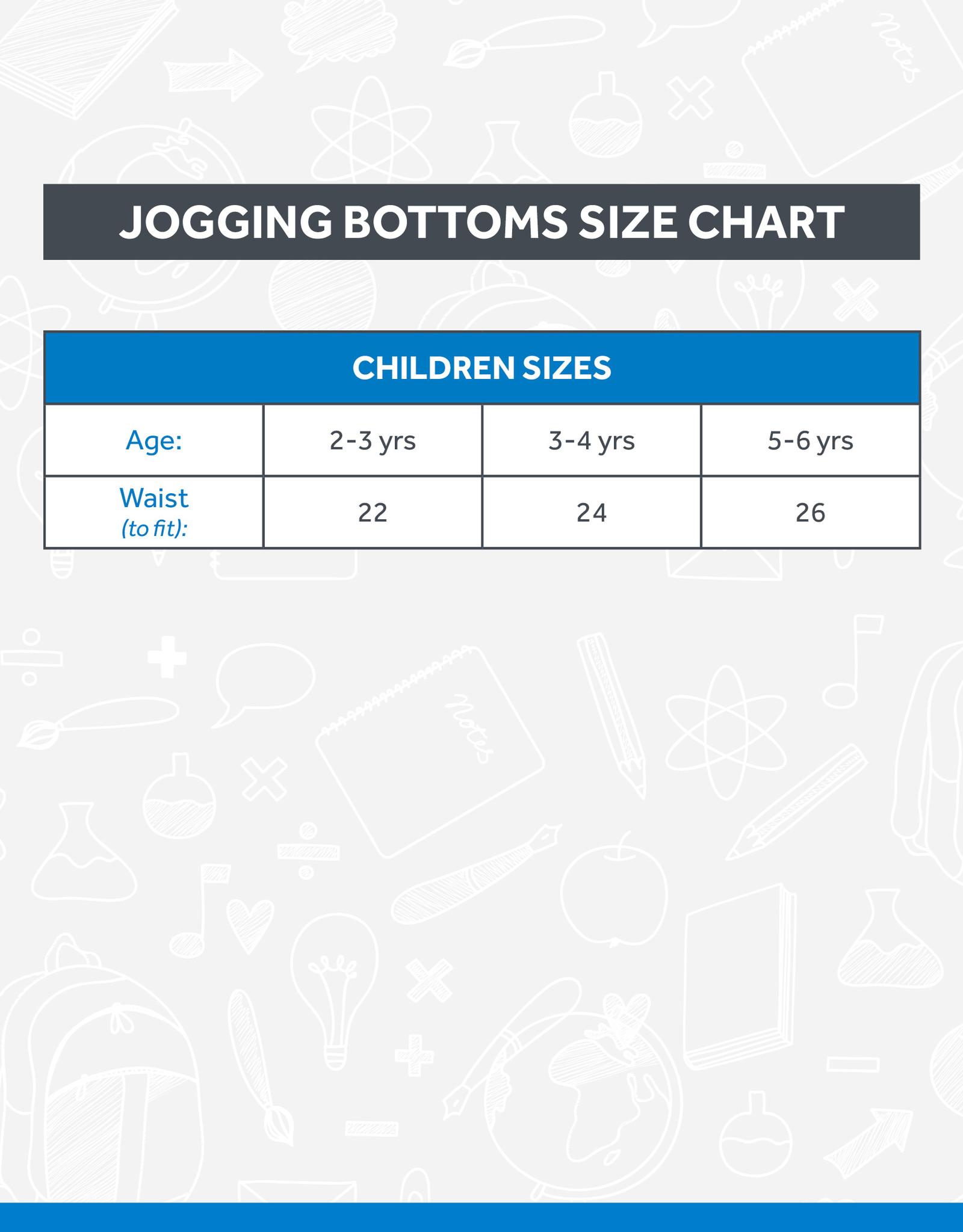 DT Towerview Nursery Jog Bottoms (DT)