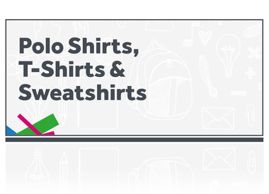 Polo Shirts, T-Shirts & Sweaters