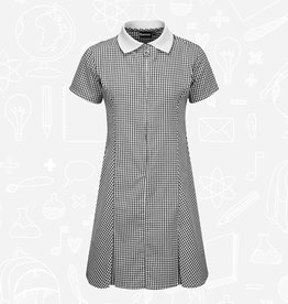 Banner Avon Zip Gingham Dress (913104)