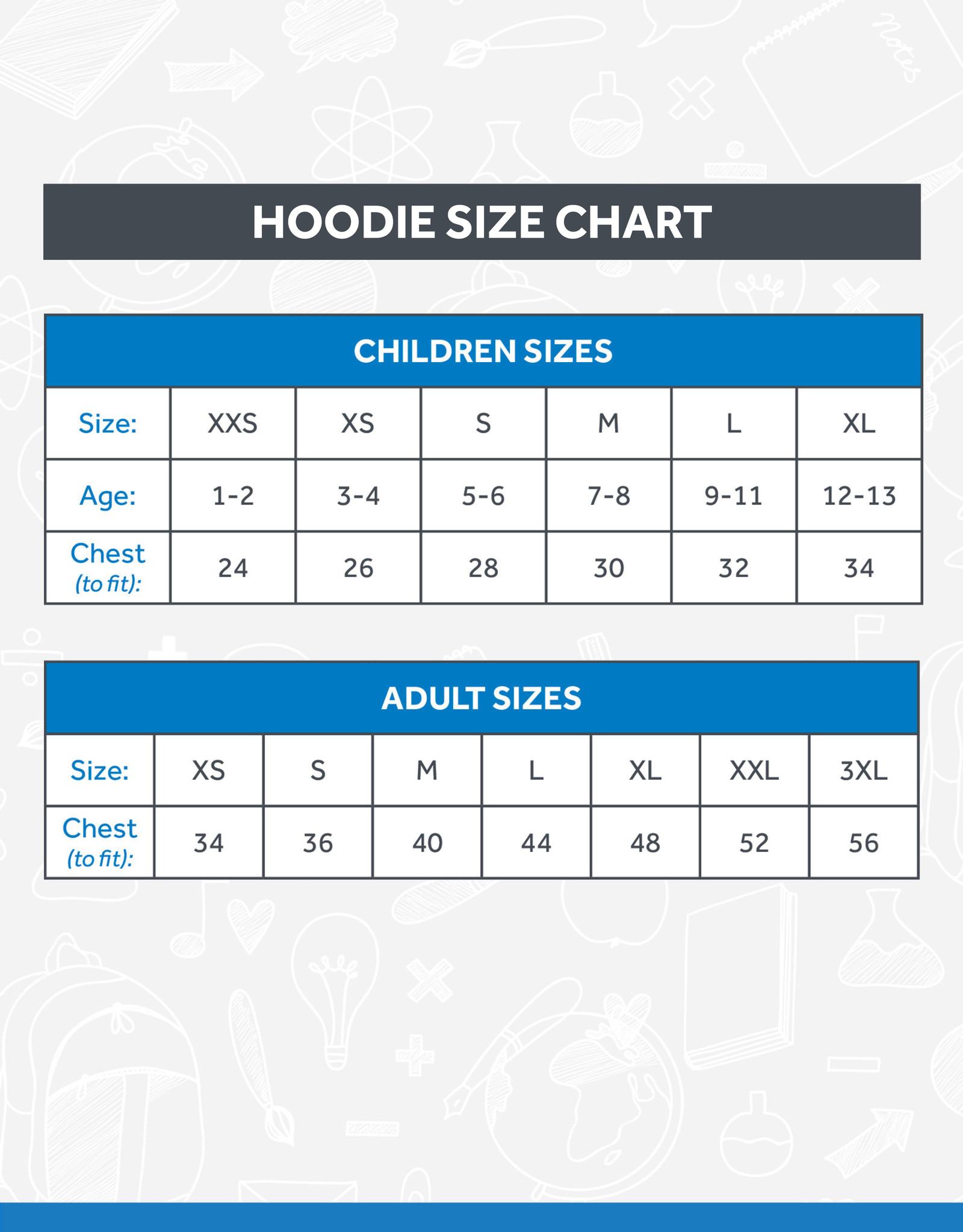 AWDis Rising Talent Kids Hoodie (JH001B)