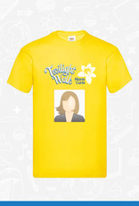 Fruit of the Loom Marie Curie Twilight Walk T-Shirt with Photo (SS6)