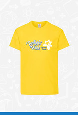 Fruit of the Loom Marie Curie Twilight Walk Kids T-Shirt (SS6B)