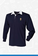Front Row RUYC Kids Long Sleeve Rugby Shirt (FR109)