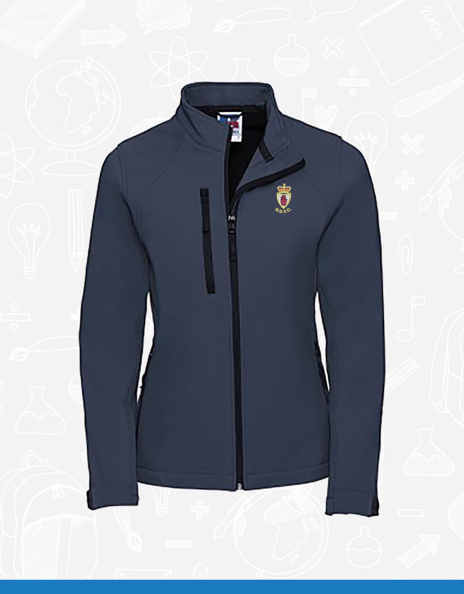 Russell RUYC Ladies Soft Shell Jacket (140F)