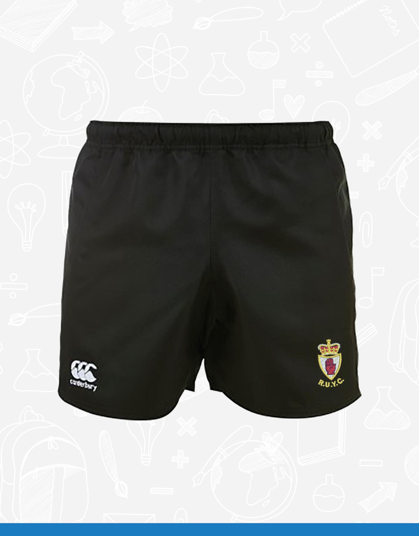 Canterbury RUYC Canterbury Shorts (CN311)
