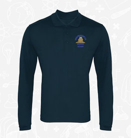 Premier Ballymacash Staff Long Sleeve Polo (PR617)