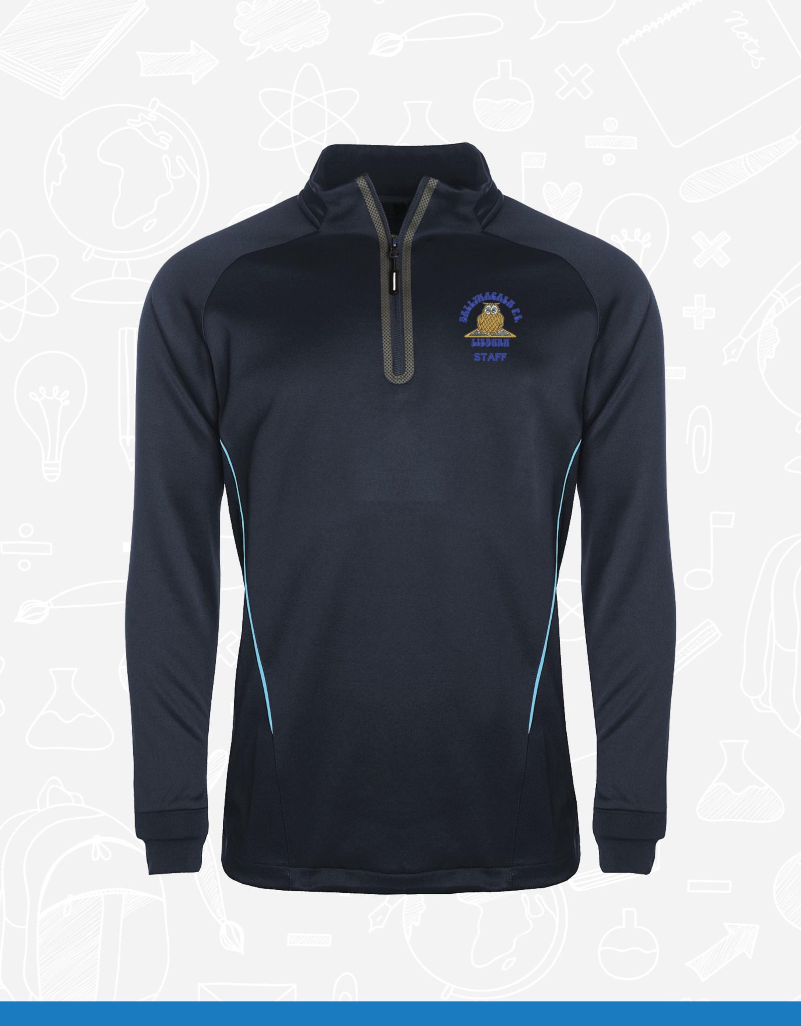 Aptus Ballymacash Primary Staff 1/4 Zip Top (111891)
