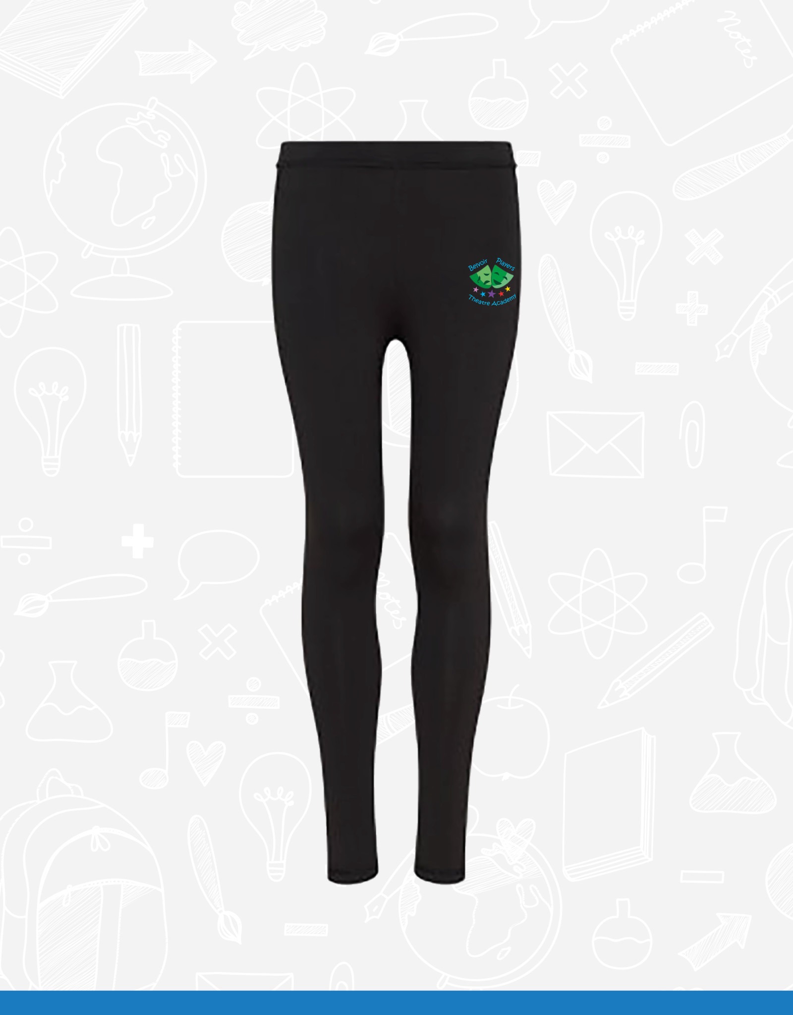 AWDis Belvoir Junior Academy Kids Leggings (JC087B)