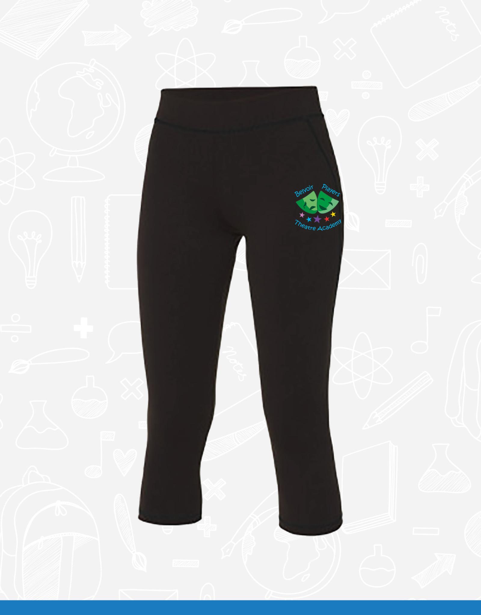 AWDis Belvoir Junior Academy Ladies Capri Pants (JC086)