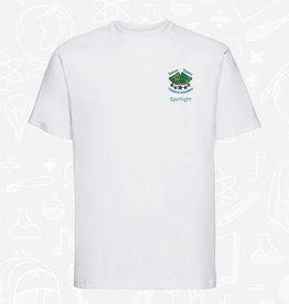 Russell Belvoir Junior Academy Kids SpotLights T-Shirt (180B)