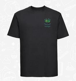 Russell Belvoir Junior Academy Kids Footlight T-Shirt (180B)