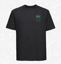 Russell Belvoir Junior Academy Kids Footlights T-Shirt (180B)
