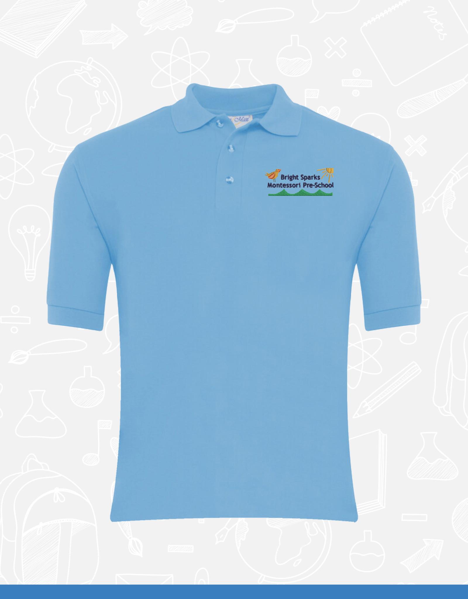 Banner Bright Sparks Montessori Polo Shirt (3PP)