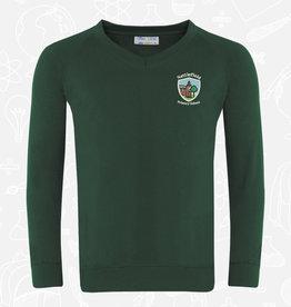 Banner Nettlefield Primary V-Neck Sweatshirt (3SY)