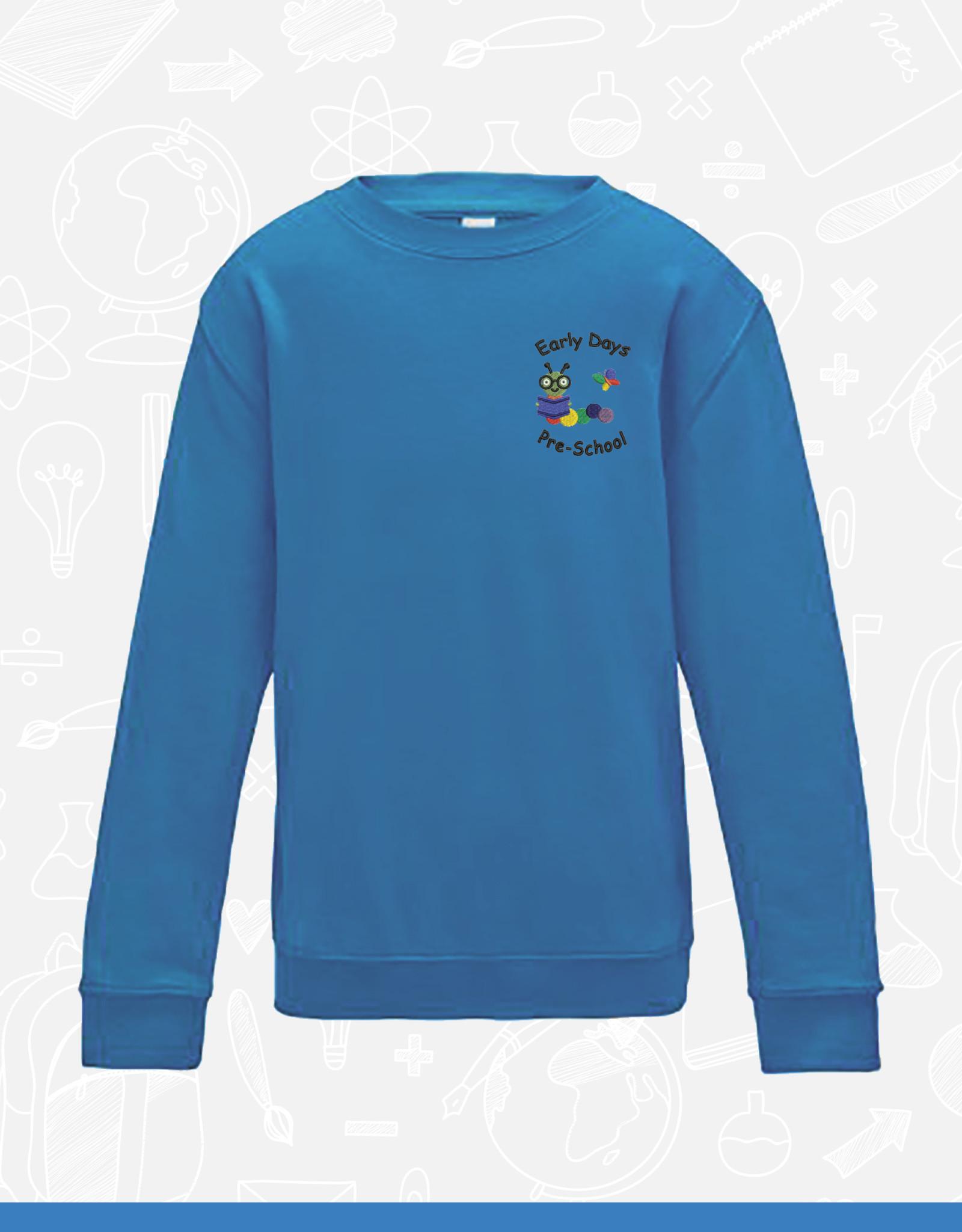 AWDis Early Days Pre-School Sweatshirt (JH030B)