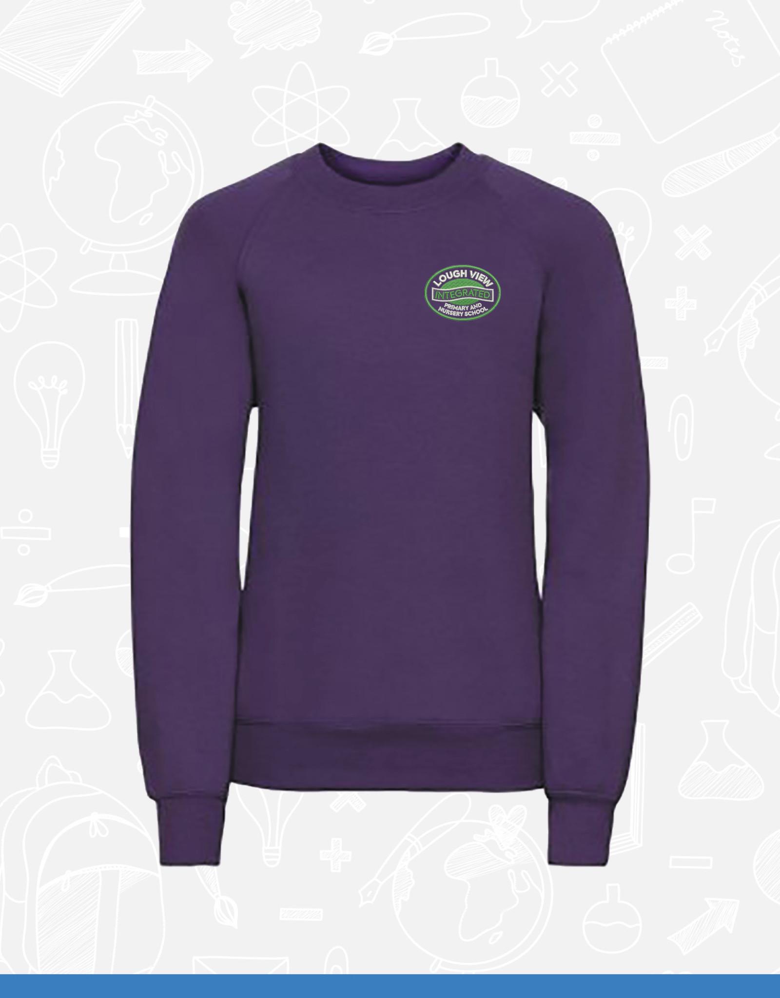 Jerzees Lough View Sweatshirt - Kids (762B)