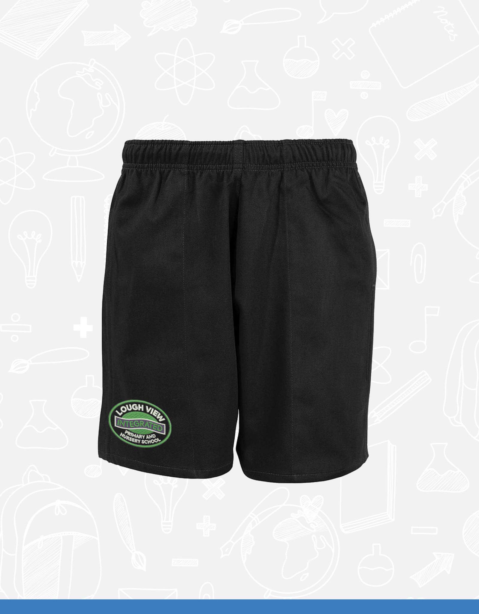 Banner Lough View KS3 PE Shorts (1BU)