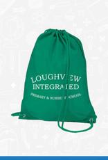 Quadra Old Loughview Gym Sac (QD17) Emerald One Size