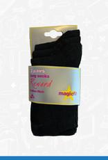 MagicFit Long Socks (3 Pack) (15R) (BAN)