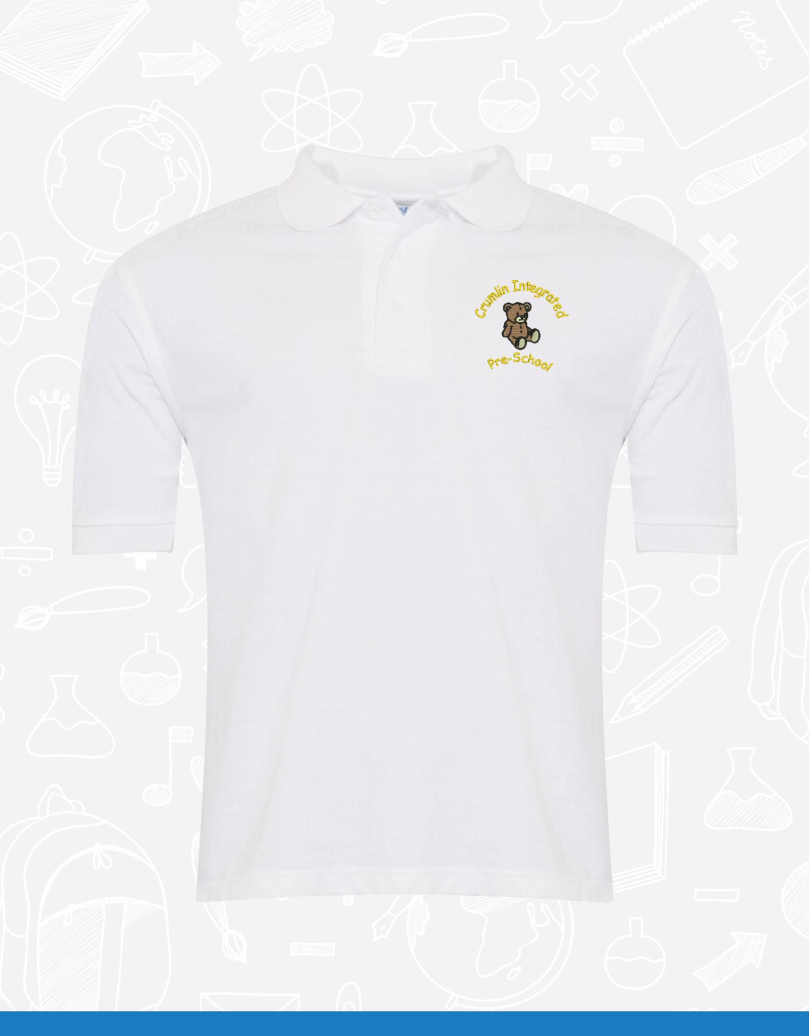 Banner Crumlin Integrated PreSchool Polo Shirt (3PP)