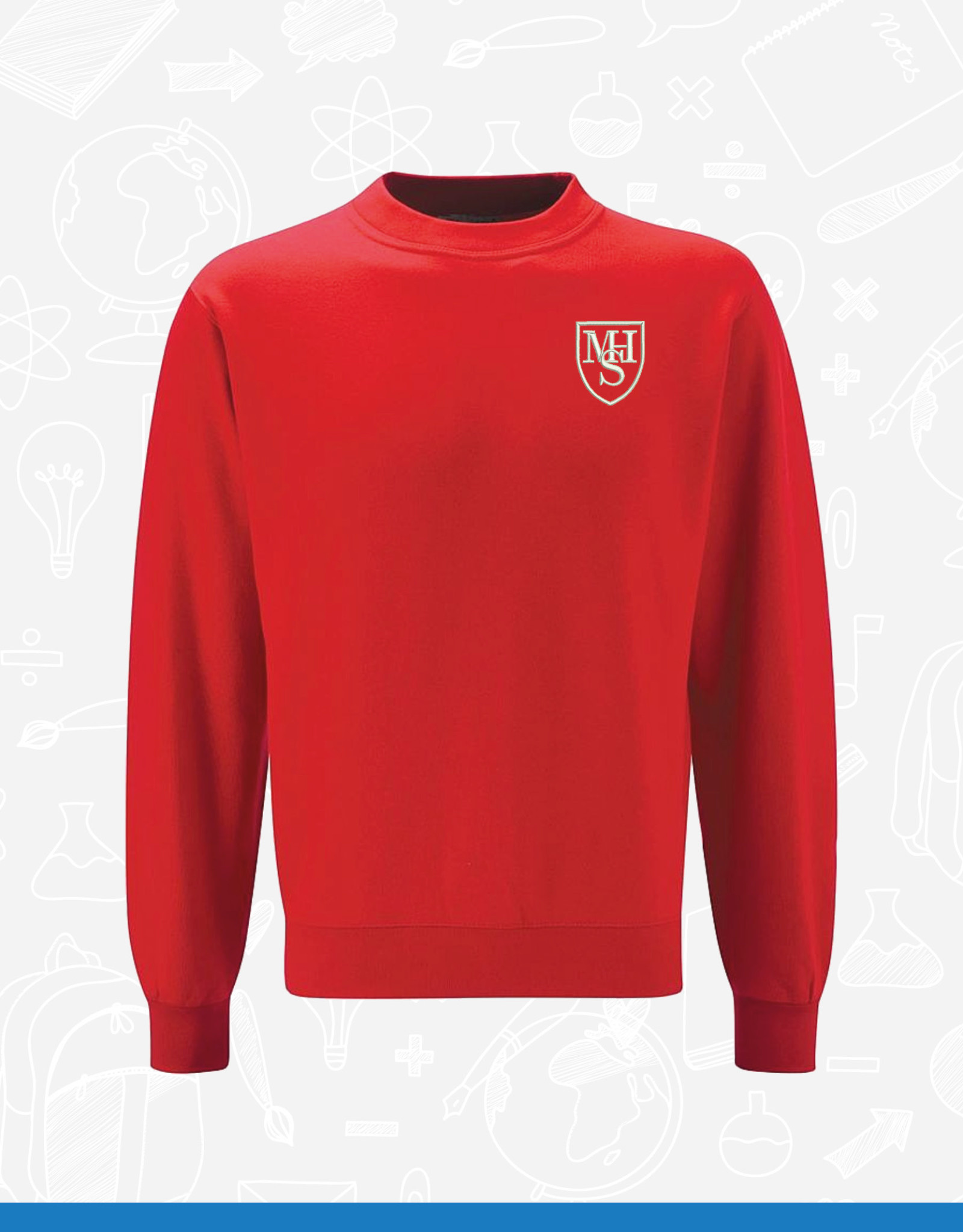 Banner Mitchell House Year 13-15 Sweatshirt (3SD)