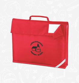 Quadra Carrickmannon Primary Book Bag (QD51)