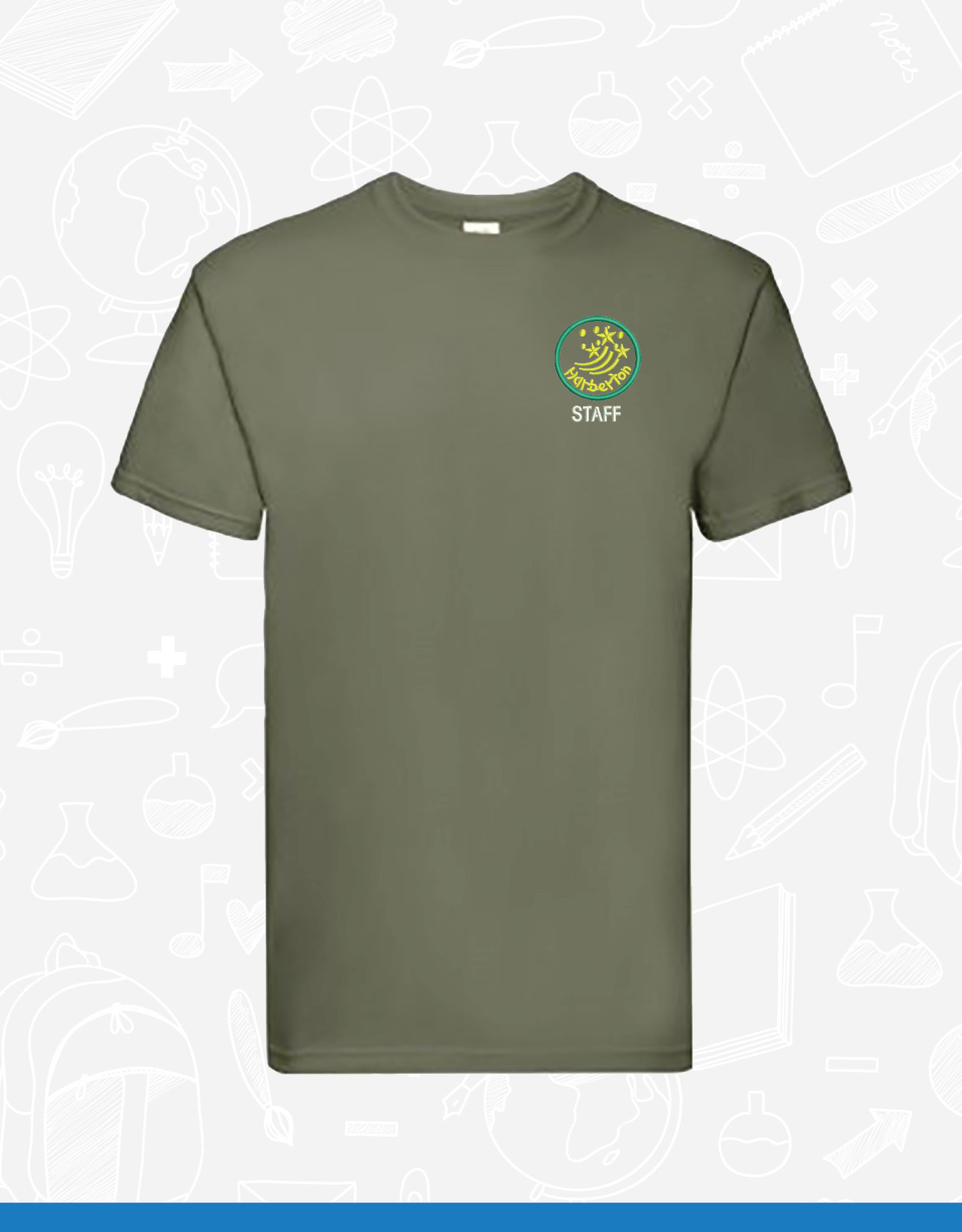 Fruit of the Loom Harberton C/Assistant T-Shirt (SS10)