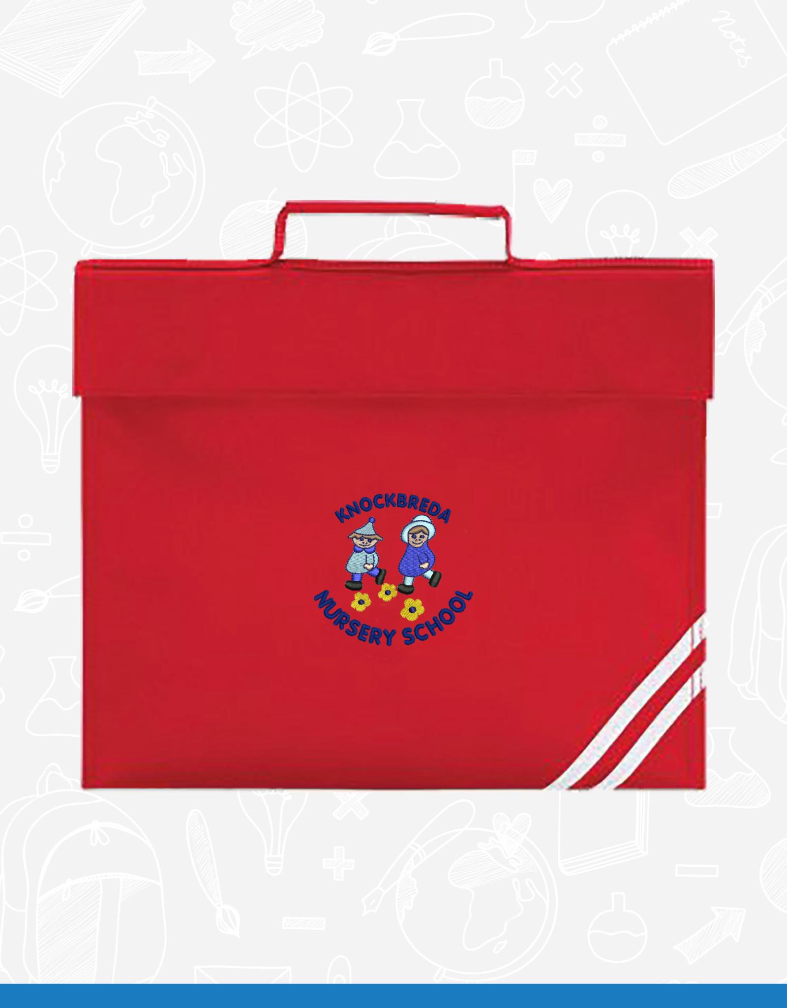 Quadra Knockbreda Nursery Book Bag (QD457)