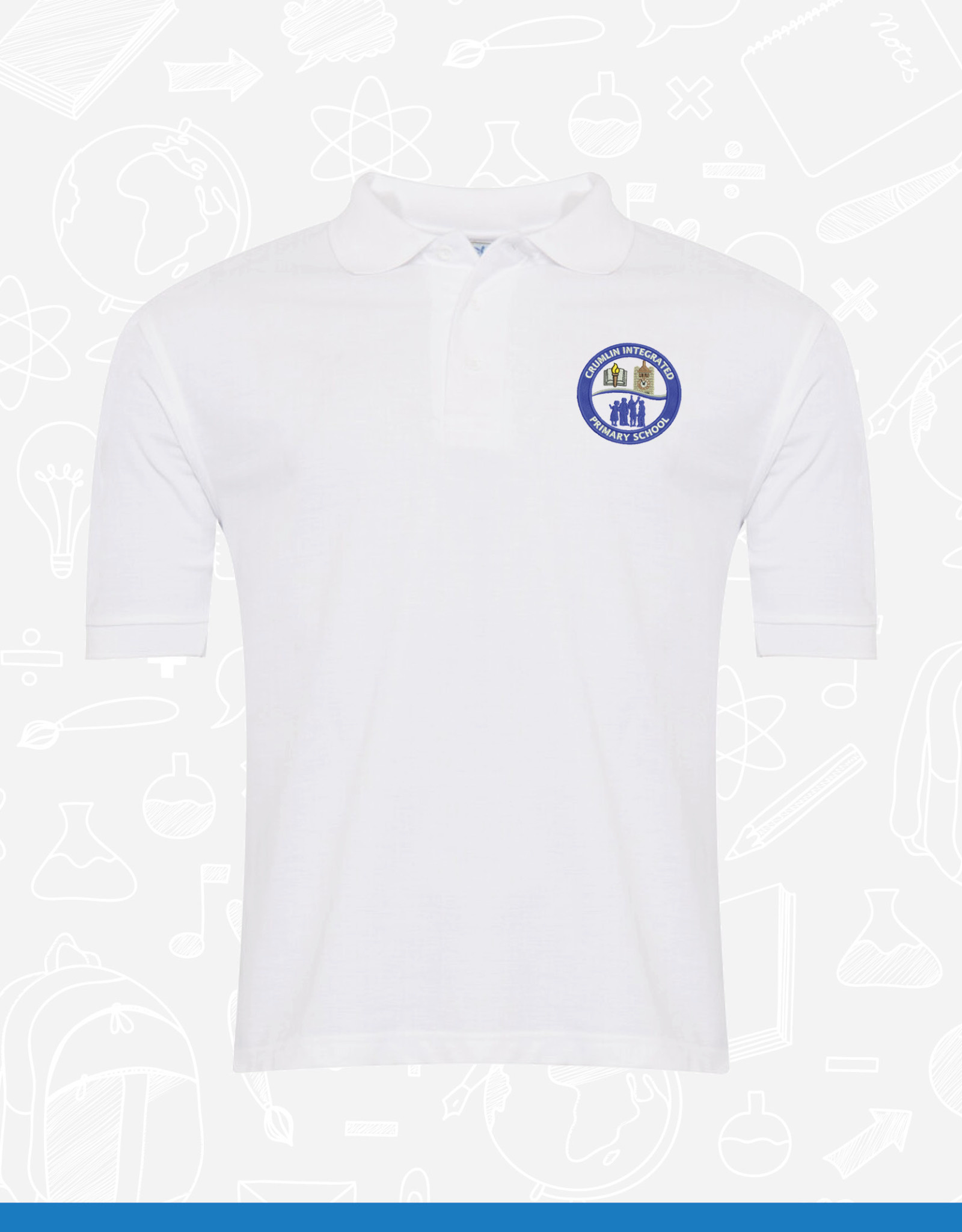 Banner Crumlin Integrated Primary Polo (3PP)