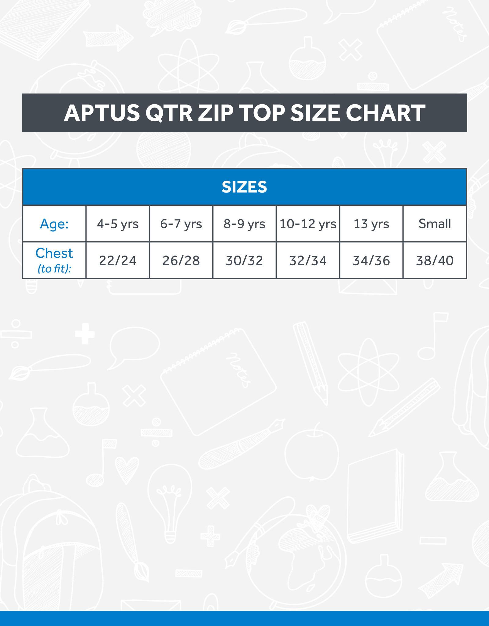 Aptus Crumlin Integrated 1/4 Zip Top (111891)