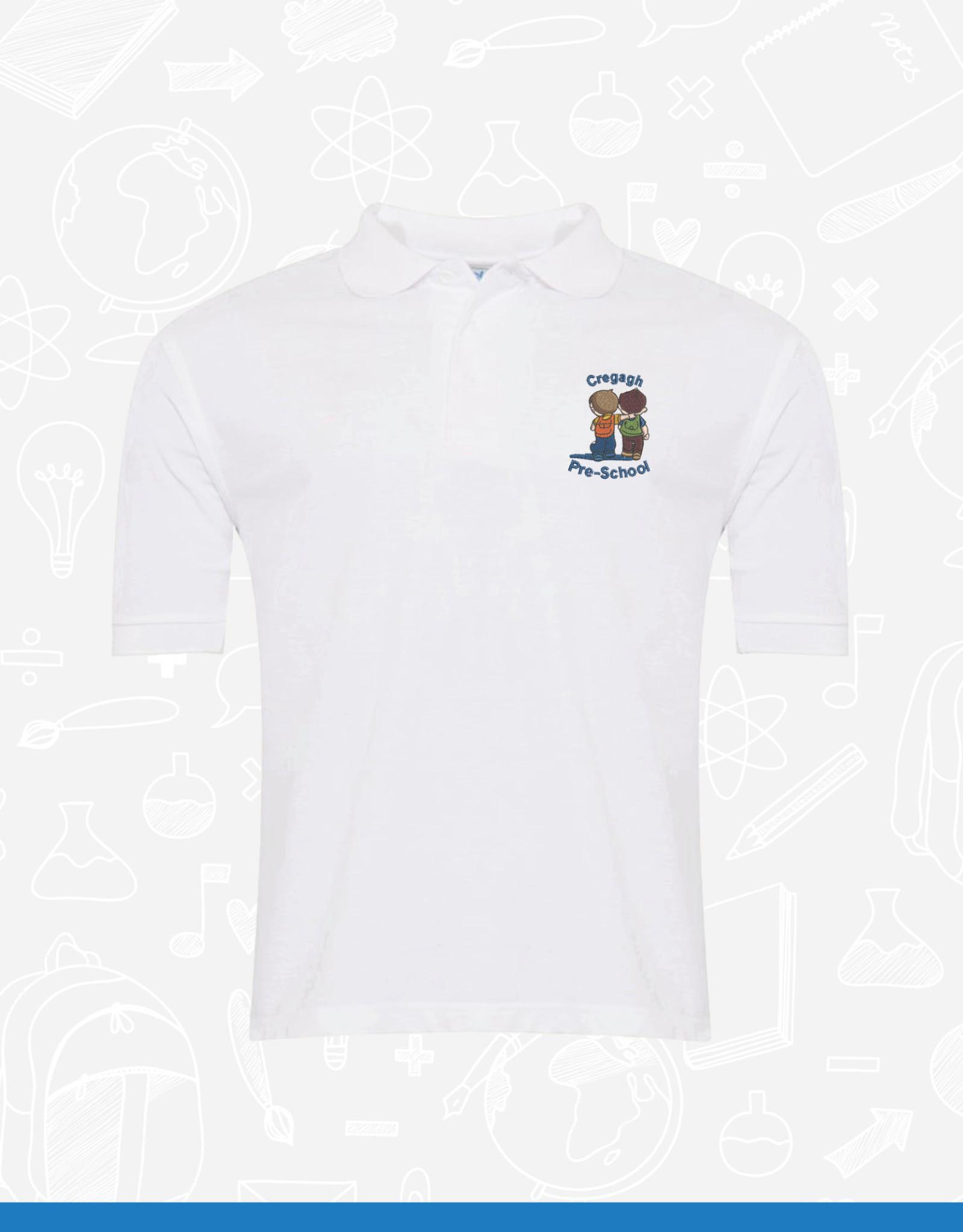 Banner Cregagh PreSchool Polo Shirt (3PP)